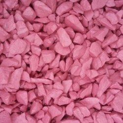 Мраморная крошка розовая