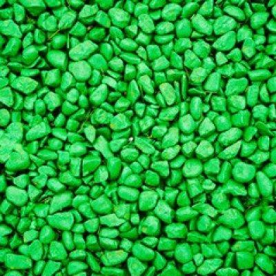 Мраморная крошка зеленая