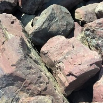 Песчаник бутовый