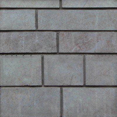 Плитка из известняка серо-буро-зеленого 6-и сторонняя