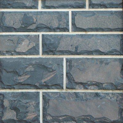 Плитка из шунгита 4-х сторонняя с околом